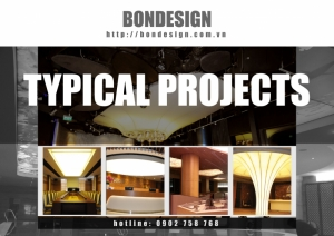 BonDesign - All Projects Completed
